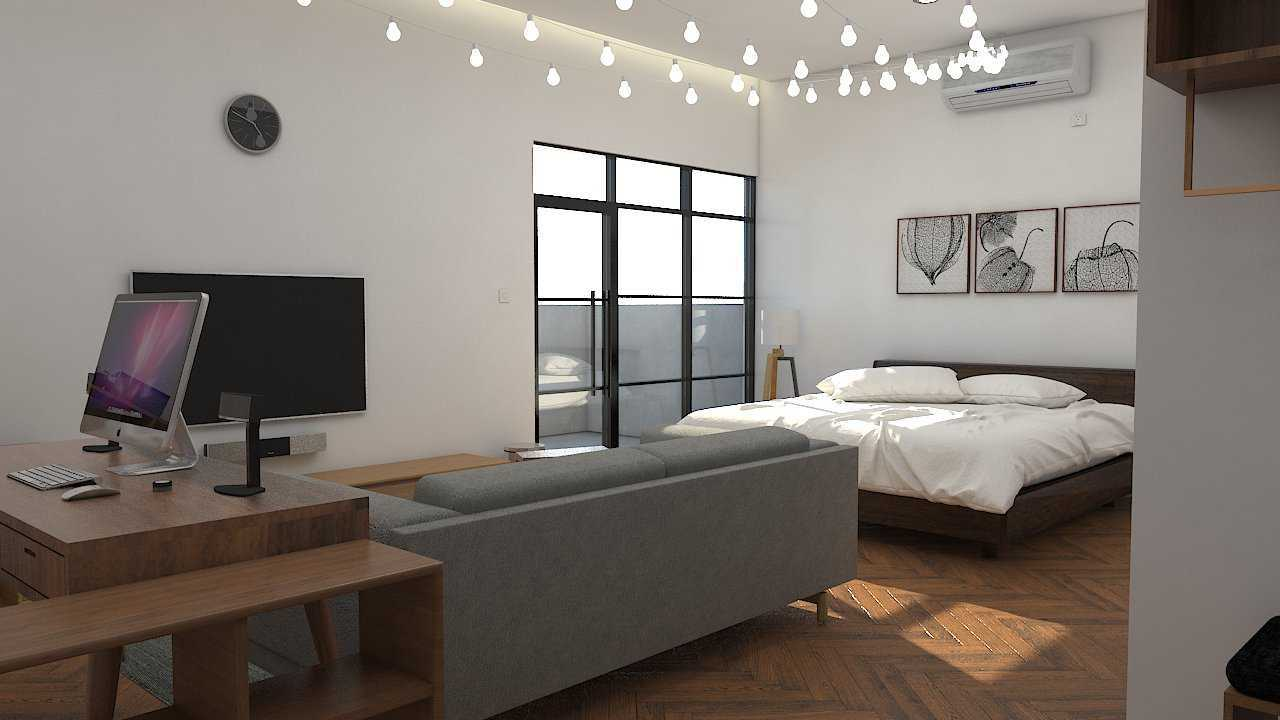 Donnie Marcellino Mr.a's House Bekasi, Bekasi City, West Java, Indonesia Bekasi, Bekasi City, West Java, Indonesia Bedroom Design Kontemporer 33719