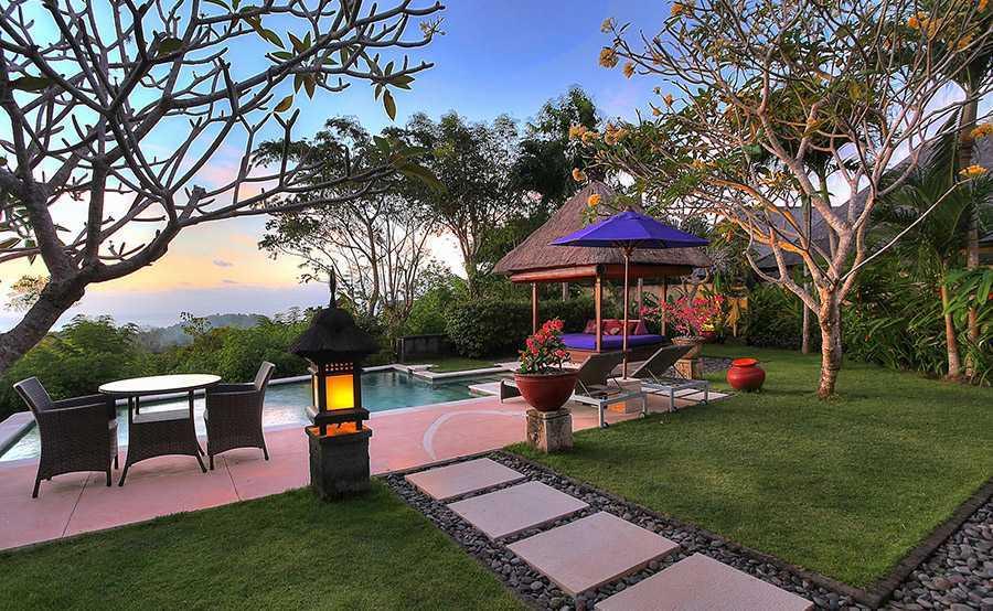 Agung Budi Raharsa | Architecture & Engineering Villa Indah Manis - Bali Bali, Indonesia Pecatu, Bali Bulan-Madu-Twilight-1  12430