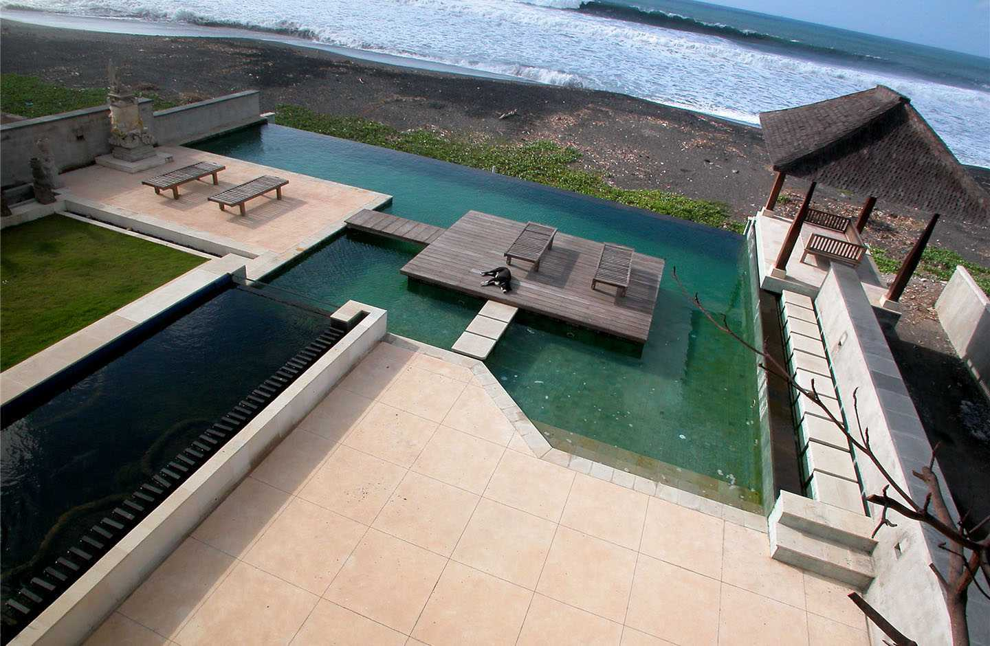 Agung Budi Raharsa | Architecture & Engineering Shark House - Bali Bali, Indonesia Ketewel, Bali Pool  12443