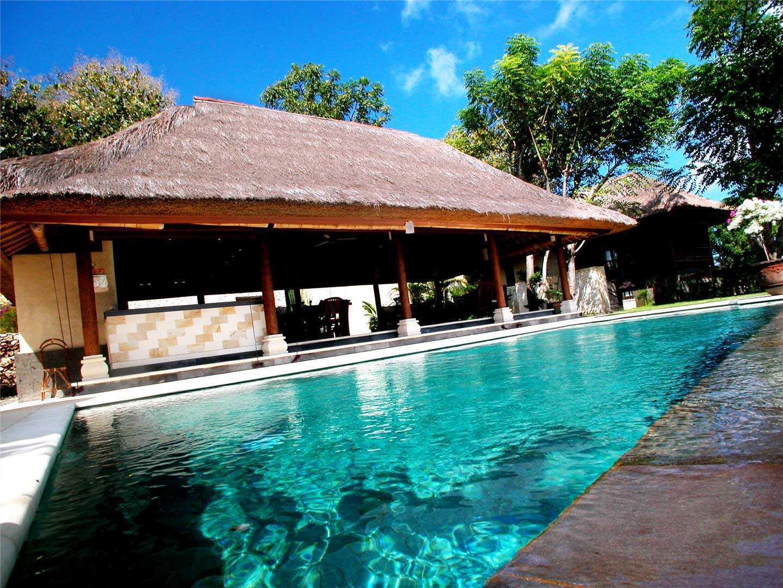 Agung Budi Raharsa Cliff House - Bali Pecatu, Bali Pecatu, Bali Pool-Living-2  12724