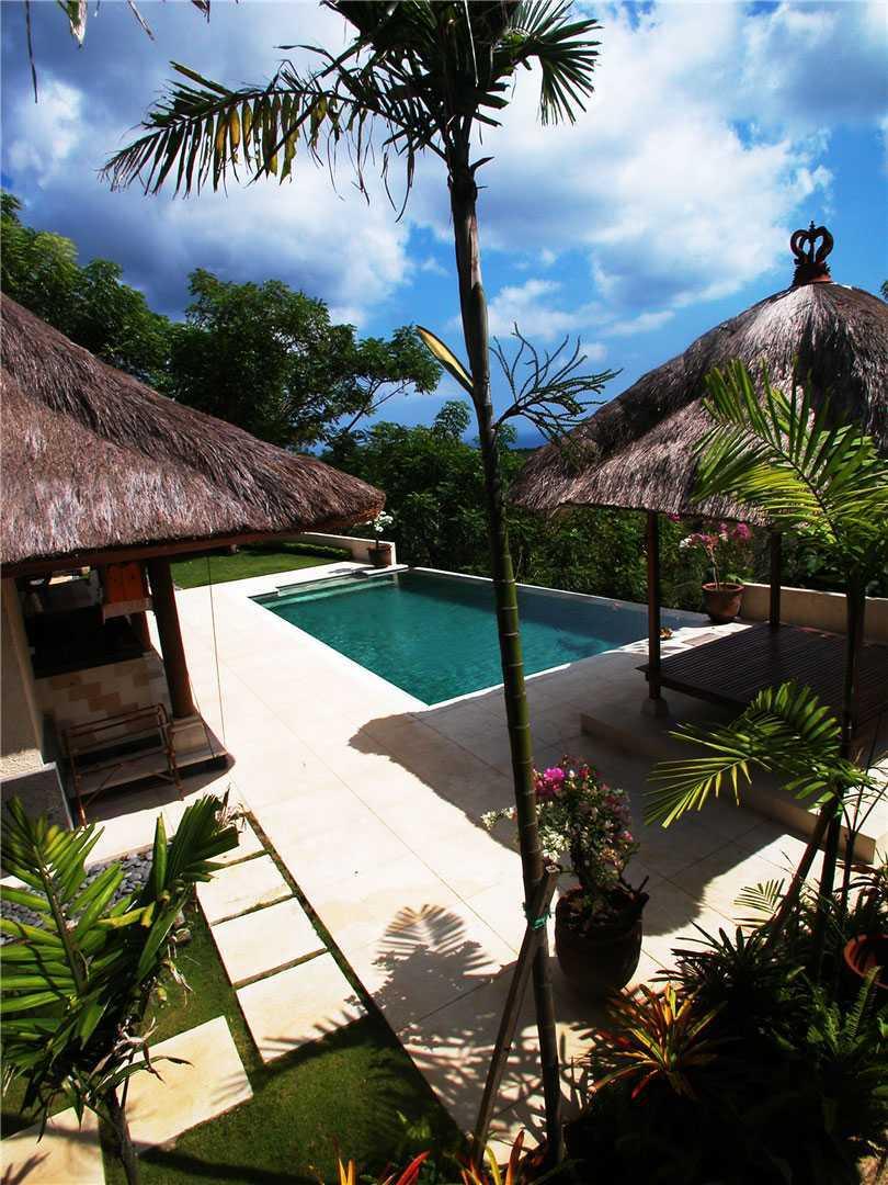 Agung Budi Raharsa Cliff House - Bali Pecatu, Bali Pecatu, Bali Pool-View2  12727