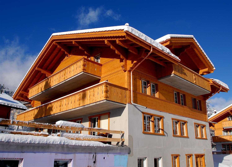 Agung Budi Raharsa Lenk Hotel - Switzerland Switzerland Switzerland Exterior-4 Minimalis 12748