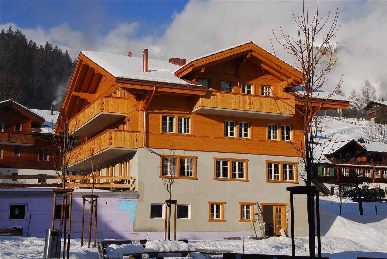 Agung Budi Raharsa Lenk Hotel - Switzerland Switzerland Switzerland Exterior-5 Minimalis 12749
