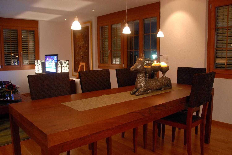 Agung Budi Raharsa Lenk Hotel - Switzerland Switzerland Switzerland Dining-1 Minimalis 12757