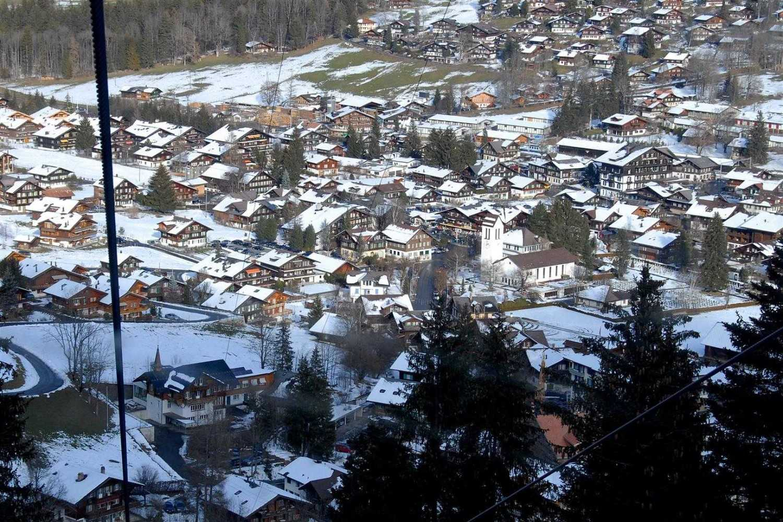 Agung Budi Raharsa Lenk Hotel - Switzerland Switzerland Switzerland Exterior-7 Minimalis 12782