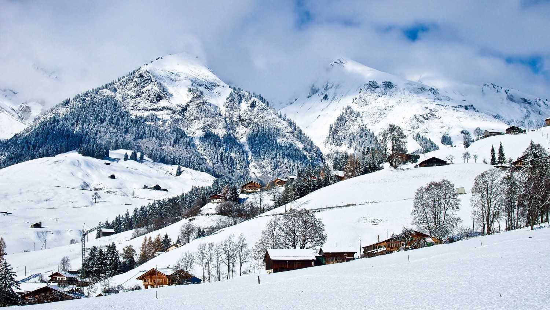 Agung Budi Raharsa Lenk Hotel - Switzerland Switzerland Switzerland View-1 Minimalis 12785