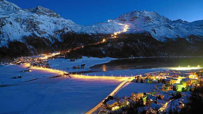 Agung Budi Raharsa Lenk Hotel - Switzerland Switzerland Switzerland Evening-View Minimalis 12797