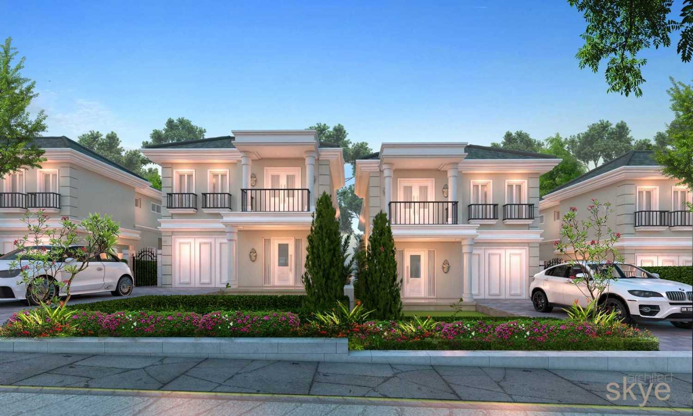 Lalu M. Haris Iqbal - Skye Architect Aus House Australia Australia Front View Rendering Classic 42115