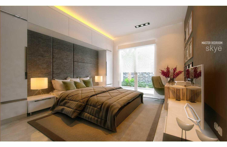 Lalu M. Haris Iqbal - Skye Architect Ph House Mataram, Kota Mataram, Nusa Tenggara Bar., Indonesia Mataram, Kota Mataram, Nusa Tenggara Bar., Indonesia Master Bedroom View  42143