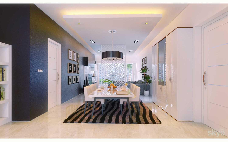 Lalu M. Haris Iqbal - Skye Architect Ph House Mataram, Kota Mataram, Nusa Tenggara Bar., Indonesia Mataram, Kota Mataram, Nusa Tenggara Bar., Indonesia Dining Area  42148
