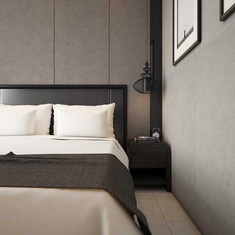 La.casa Apartment Season City Jakarta Jakarta Barat, Indonesia Jakarta Barat, Indonesia Master Bedroom Modern 12191