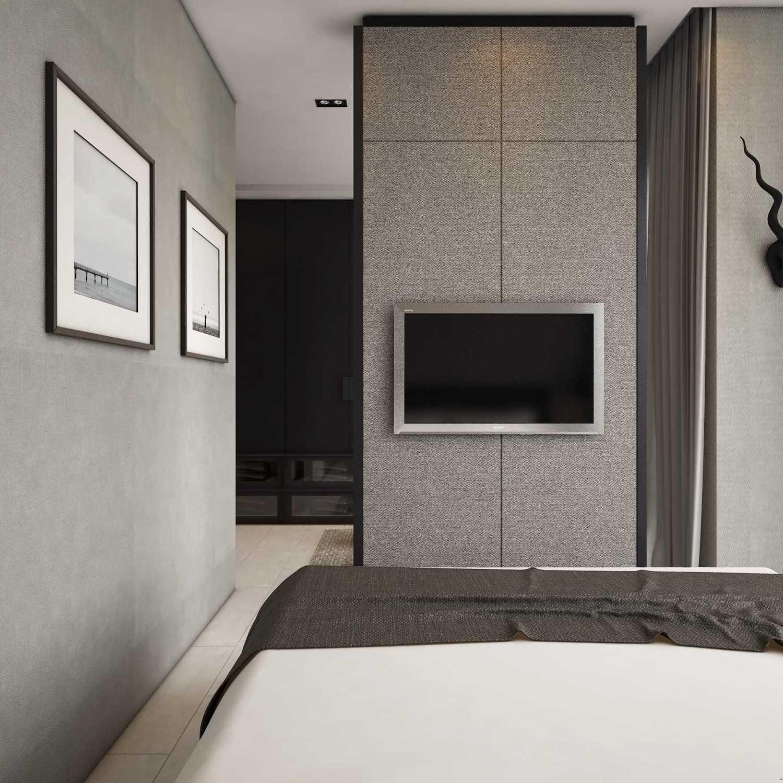 La.casa Apartment Season City Jakarta Jakarta Barat, Indonesia Jakarta Barat, Indonesia Master Bedroom Modern 12193