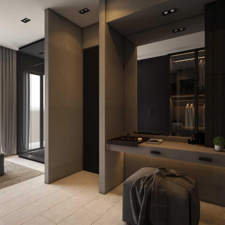 La.casa Apartment Season City Jakarta Jakarta Barat, Indonesia Jakarta Barat, Indonesia Bedroom Walkin Closet Modern 12195