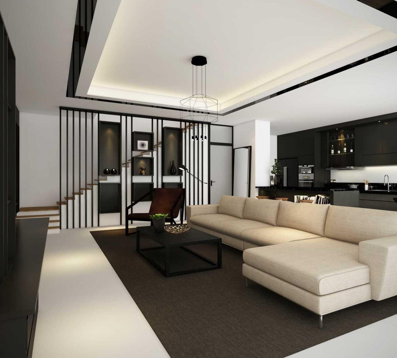La.casa Apartment Season City Jakarta Jakarta Barat, Indonesia Jakarta Barat, Indonesia Living Area Modern 12201