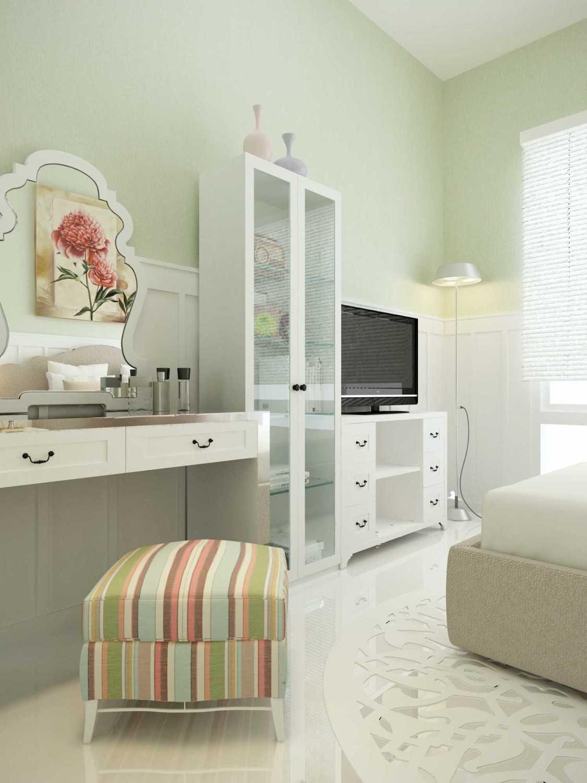 Foto inspirasi ide desain kamar tidur anak klasik Kidsroom oleh La.casa di Arsitag