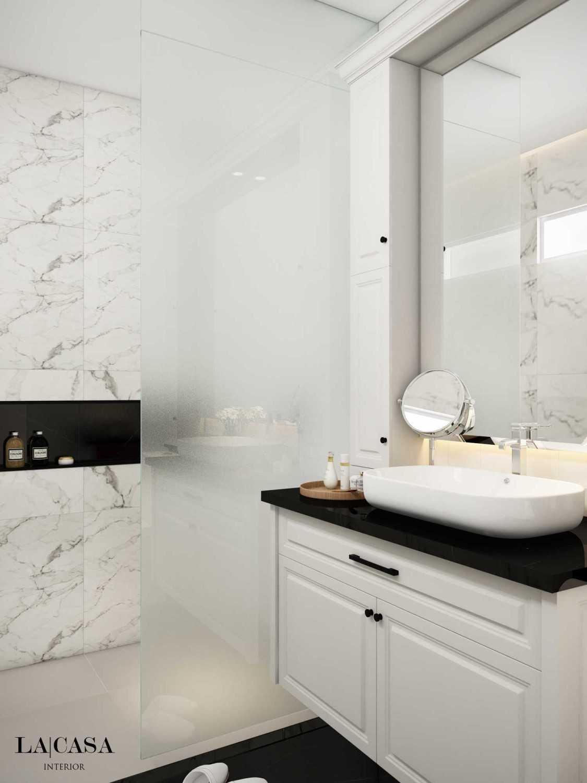 Foto inspirasi ide desain kamar mandi victorian Bathroom oleh La.casa di Arsitag