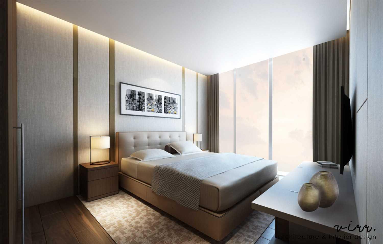 Virr Studio Apartment @ Pondok Indah Pondok Indah, Jakarta Selatan Pondok Indah, Jakarta Selatan Bedroom-1-Cam-1-Anandamaya-Apartement  29323