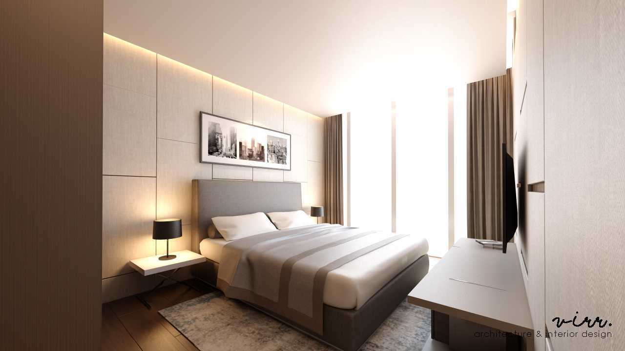 Virr Studio Apartment @ Pondok Indah Pondok Indah, Jakarta Selatan Pondok Indah, Jakarta Selatan Bedroom-2-Cam-1-Anandamaya-Apartement  29325