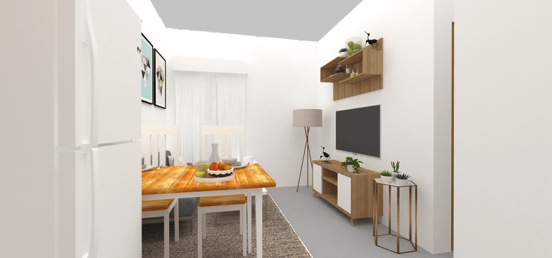 Virr Studio Akasa Apartment Serpong, South Tangerang City, Banten, Indonesia Serpong, South Tangerang City, Banten, Indonesia 01-Living Kontemporer,skandinavia,modern 36269