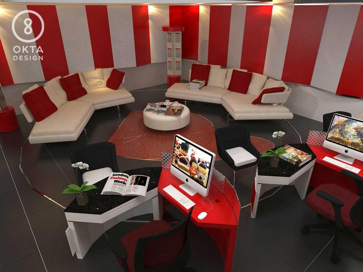Okta Design Telkom Solution West Jakarta, Kebon Jeruk, West Jakarta City, Jakarta, Indonesia Jakarta Seating Area  18130