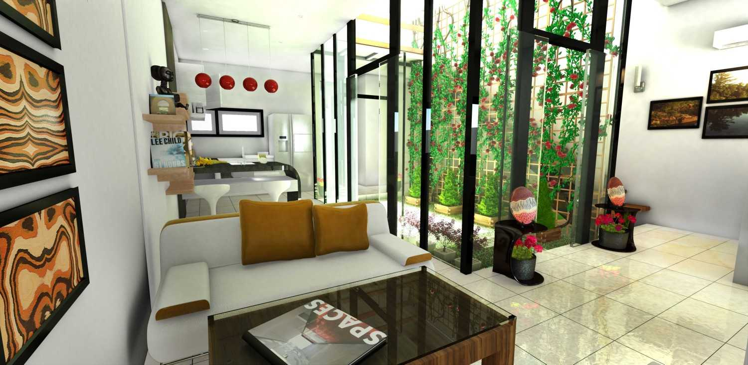 Parades Studio Oase City House Bandung-Indonesia Bandung-Indonesia Guest Room Modern 12344