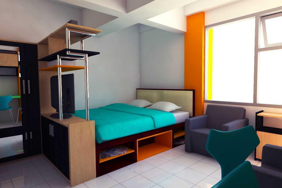 Jasa Design and Build PARADES Studio di Bandung