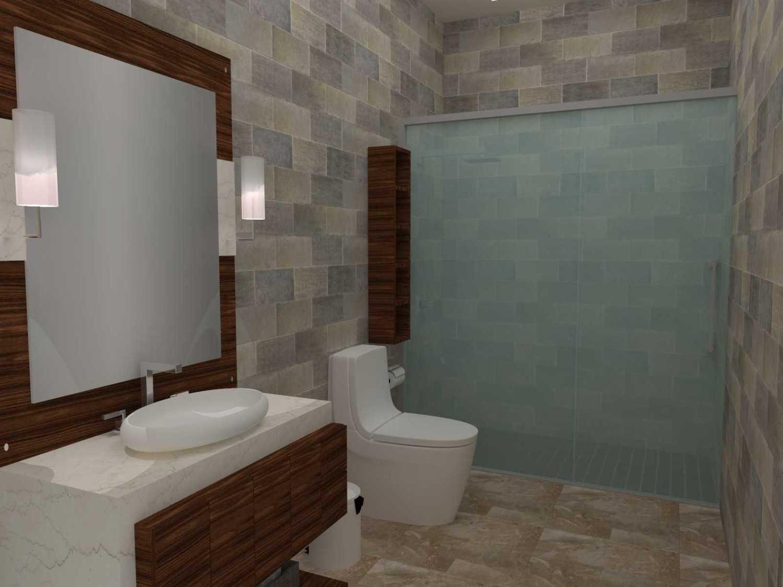 Himmatul Asyrofah Housing Ancol Barat, Jakarta Ancol Barat, Jakarta Toilet Modern 13259