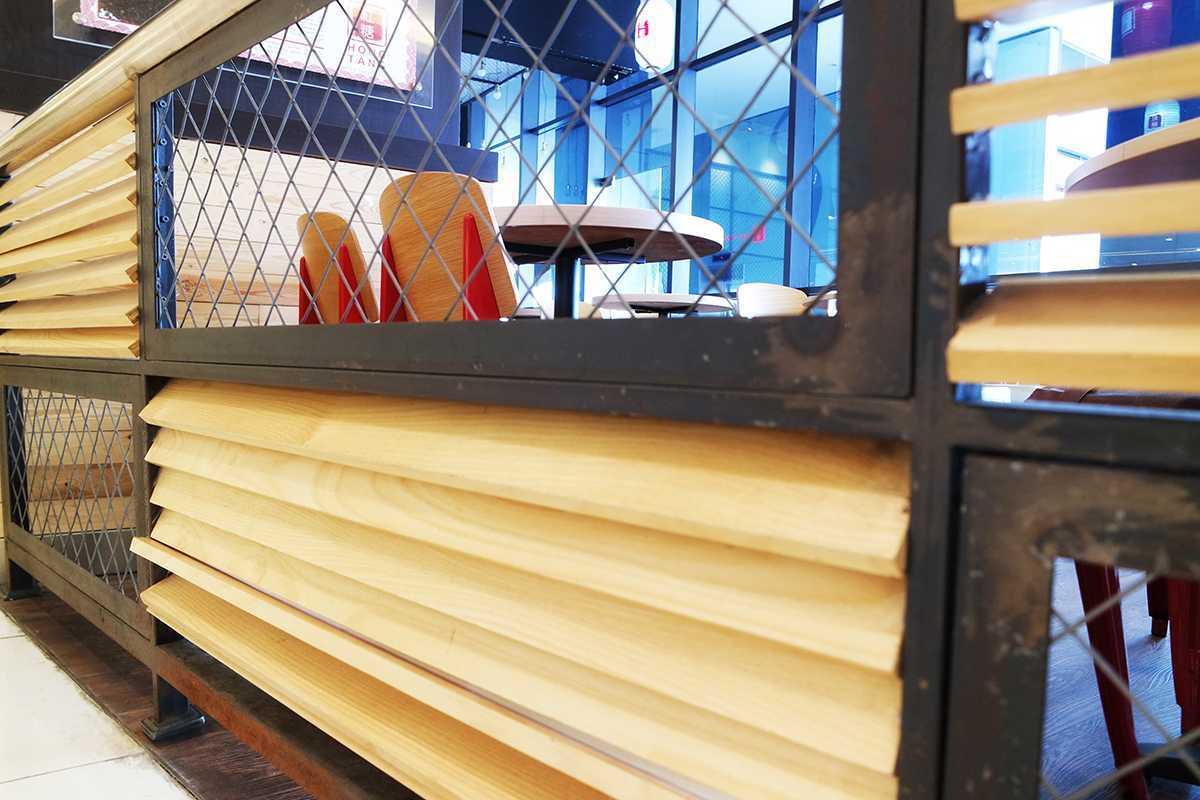 Evonil Architecture Hongtang Dessert Cafe  Baywalk Mall, Pluit, North Jakarta Baywalk Mall, Pluit, North Jakarta Detail-Exterior-1-Baywalk-Mall Industrial 13005