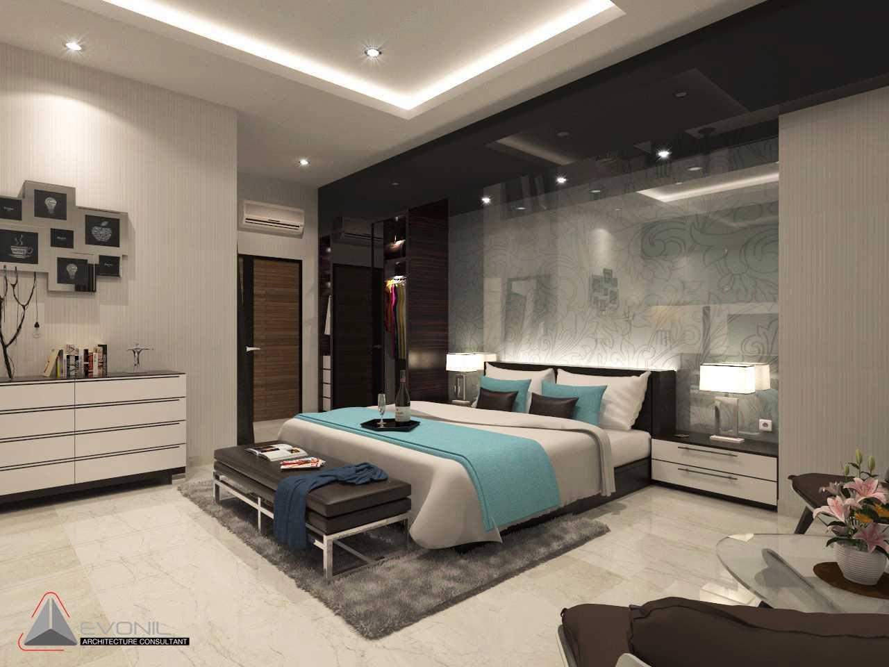 Evonil Architecture Residence Pluit Timur Pluit, Jakarta Pluit, Jakarta Bedroom-2Nd-Floor-Residence-Pluit-Timur Asian 13024