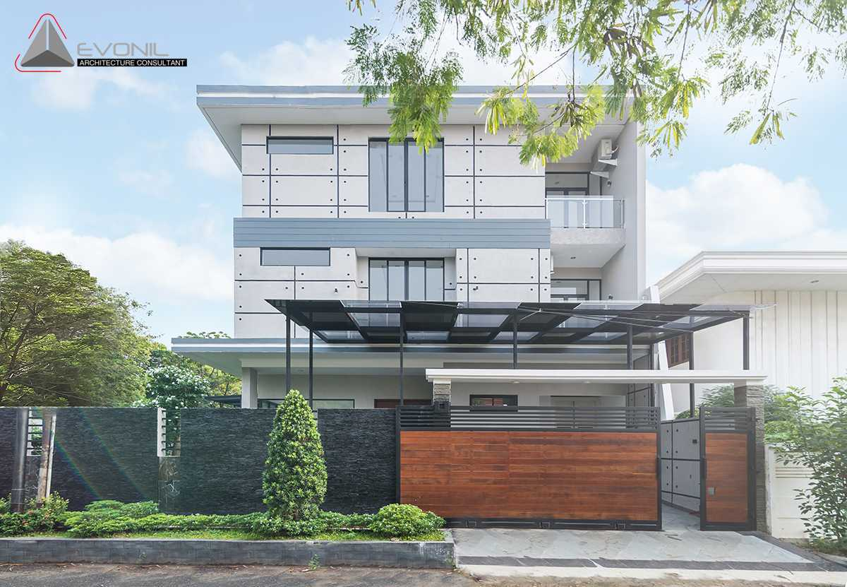Jasa Design and Build Evonil Architecture di Balikpapan