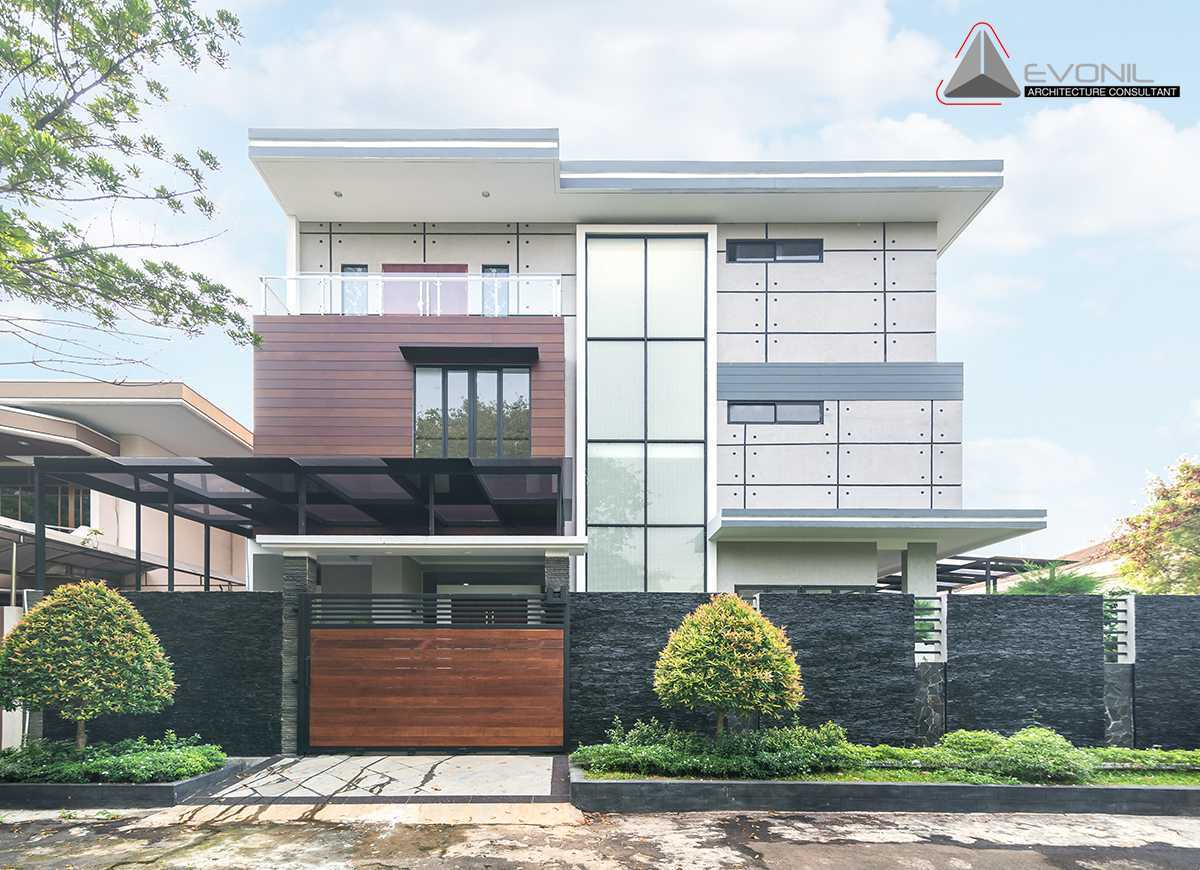 Evonil Architecture Residence Pluit Timur Pluit, Jakarta Pluit, Jakarta Pluit-7-2 Modern 47363