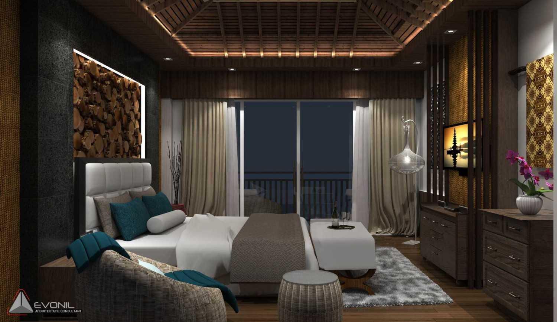 Evonil Architecture Residence Jatiwaringin Jatiwaringin, Jakarta Jatiwaringin, Jakarta Master-Bedroom-1-Rev Kontemporer 13044