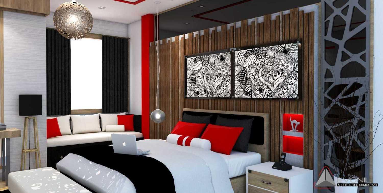 Evonil Architecture Residence Jatiwaringin Jatiwaringin, Jakarta Jatiwaringin, Jakarta Children-Bedroom-2-Rev Kontemporer 13047