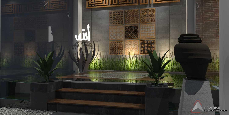 Evonil Architecture Residence Jatiwaringin Jatiwaringin, Jakarta Jatiwaringin, Jakarta Musholla-View1-Rev Kontemporer 13054