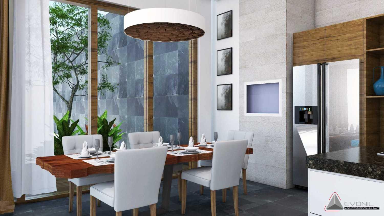 Foto inspirasi ide desain ruang makan tradisional Kitchen-rev oleh Evonil Architecture di Arsitag