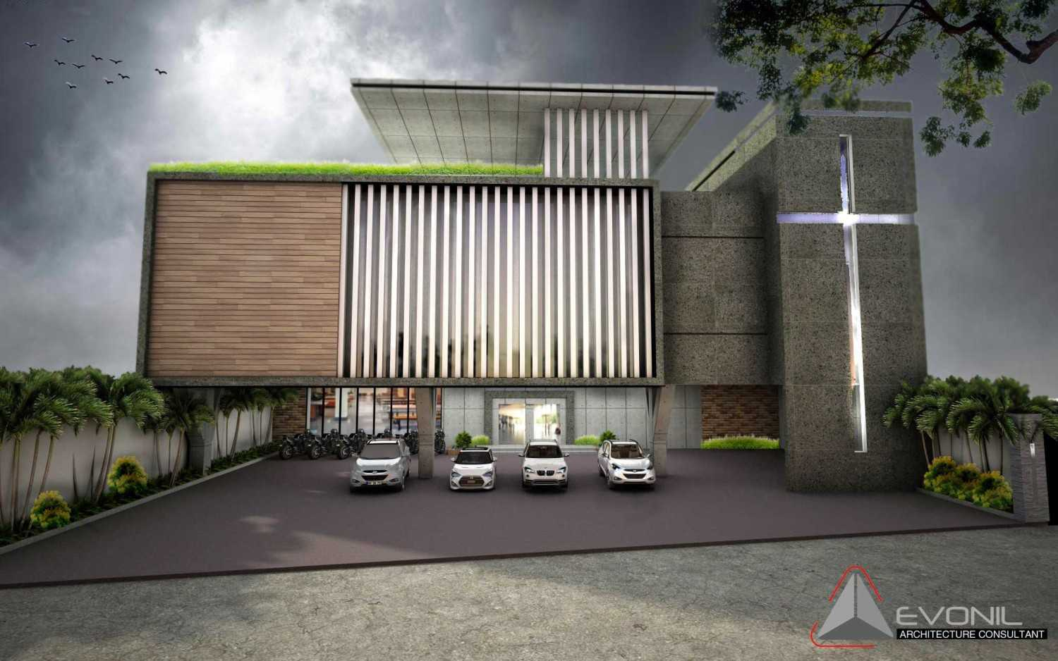 Jasa Design and Build Evonil Architecture di Gianyar