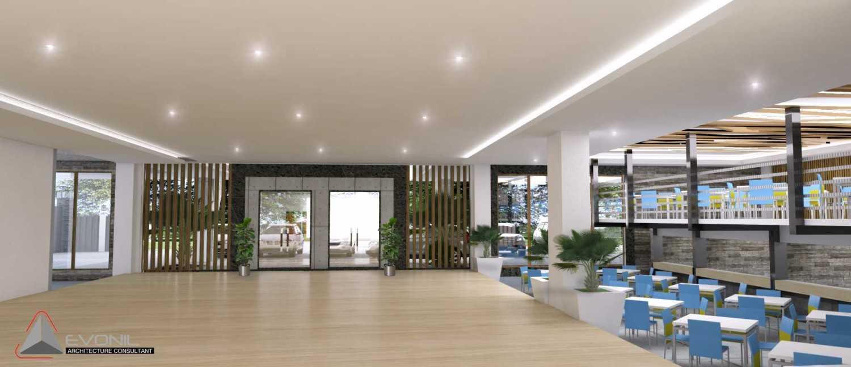 Evonil Architecture Gbis Church Balikpapan Balikpapan Balikpapan Lobby-Area-View-3 Modern 13090