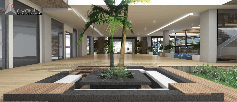 Evonil Architecture Gbis Church Balikpapan Balikpapan Balikpapan Lobby-Area-View-3 Modern 13091