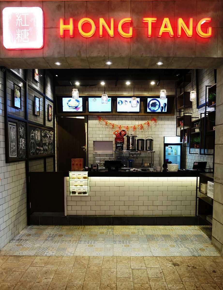 Evonil Architecture Hongtang Dessert Cafe St. Moritz Mall, Puri, Jakarta St. Moritz Mall, Puri, Jakarta Exterior-View-1-Hong-Tang-St Kontemporer 13115