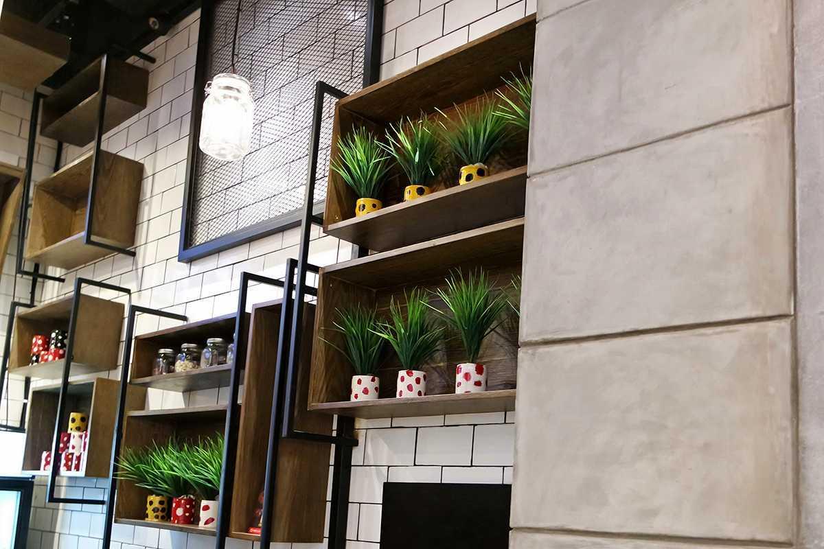 Evonil Architecture Hongtang Dessert Cafe St. Moritz Mall, Puri, Jakarta St. Moritz Mall, Puri, Jakarta Detail-Exterior-4-St Kontemporer 13119