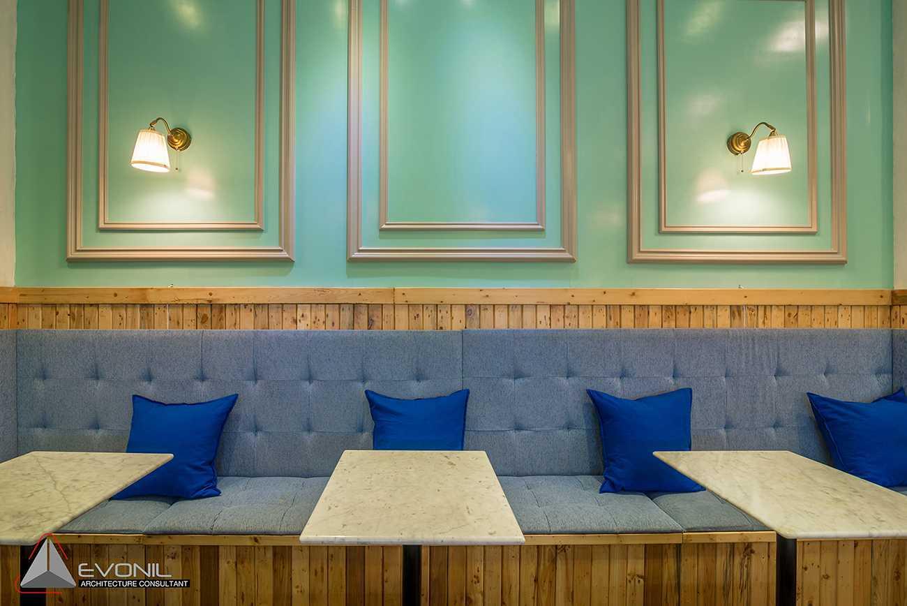 Evonil Architecture Ezo Cheesecakes & Bakery P.i.k, Jakarta P.i.k, Jakarta Seating Area Klasik 13217