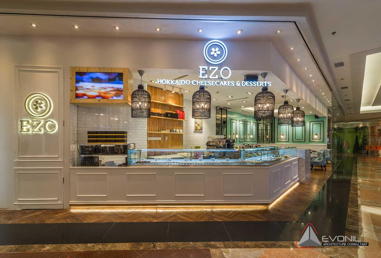 Evonil Architecture Ezo Cheesecakes & Bakery At Mall Taman Anggrek West Jakarta West Jakarta Front View Klasik 26074