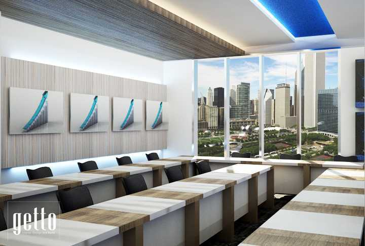 Getto Id Samsung Meeting Room Jakarta Jakarta Meeting Room Modern 14137