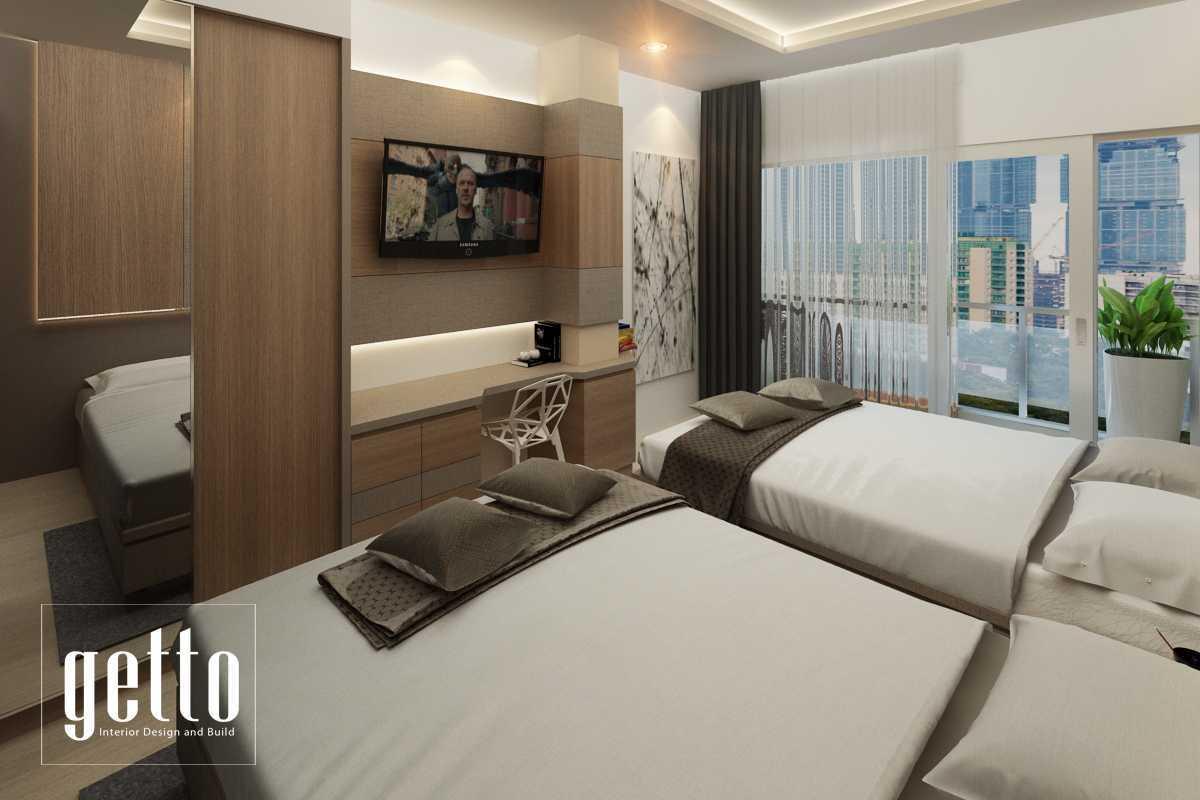 Getto Id Apartment Studio Bandung Bandung Bedroom Modern 14448