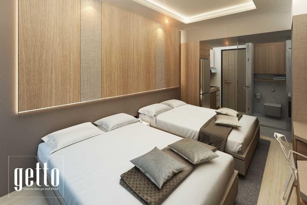 Getto Id Apartment Studio Bandung Bandung Bedroom Modern 14455