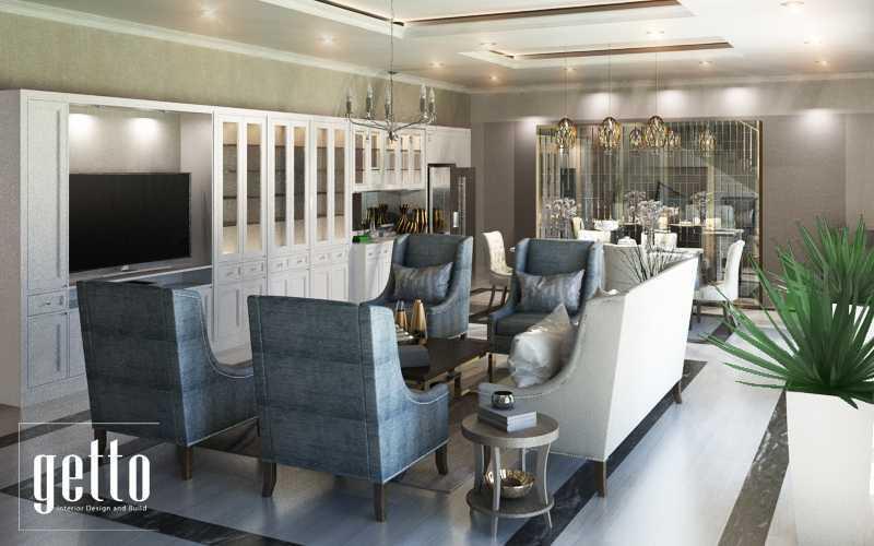 Foto inspirasi ide desain ruang keluarga klasik Img1193 oleh Getto ID di Arsitag