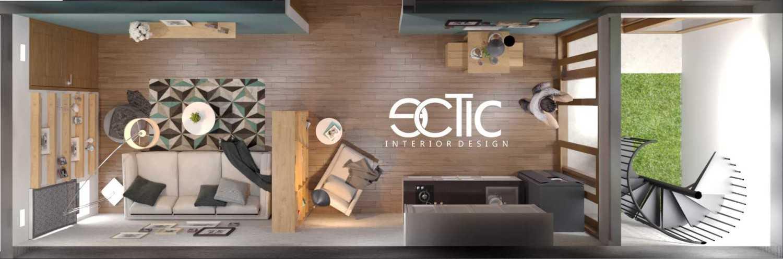 Ectic Interior Design & Build Project House Ciganitri (Living Room & Dinning Room Bandung, Indonesia Jl. Ciganitri Mukti, Cipagalo, Bojongsoang, Bandung, Jawa Barat 40287, Indonesia Site Plan  16824