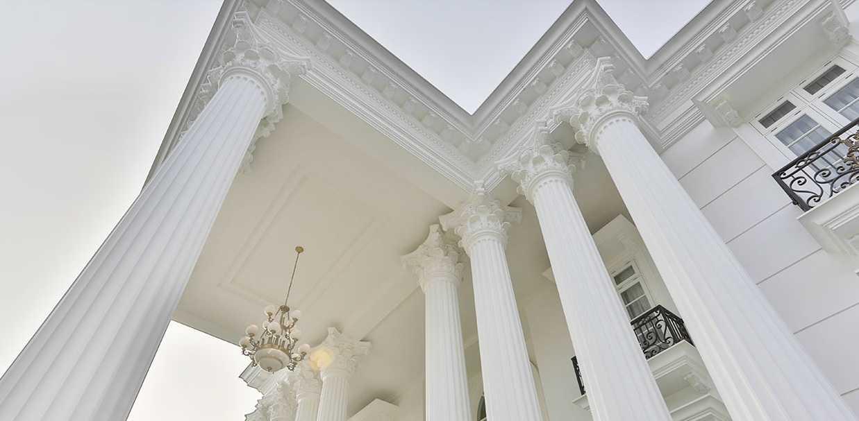 Ario Nugroho Batununggal Mansion Batununggal Bandung Batununggal Bandung Exterior Detail Klasik 13251