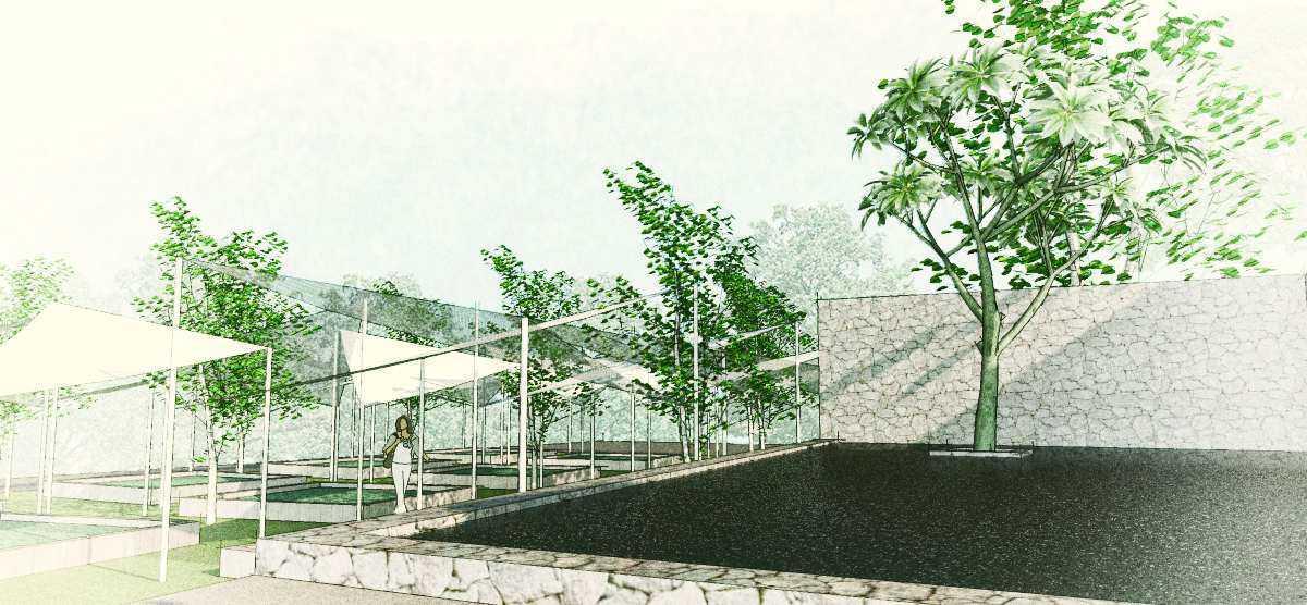 Arkitekt.id Cihanjuang Nursery Cihanjuang, Bandung Cihanjuang, Bandung Plant Nursery Modern 16916