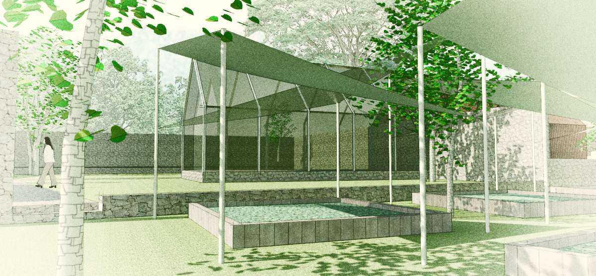 Arkitekt.id Cihanjuang Nursery Cihanjuang, Bandung Cihanjuang, Bandung Plant Nursery Modern 16918